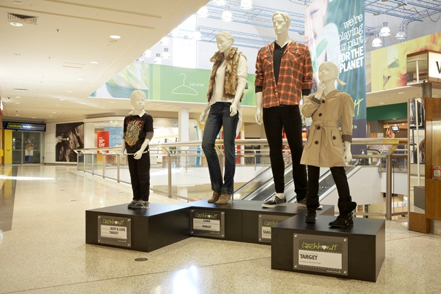 Shop The Mall Mannequin Podium